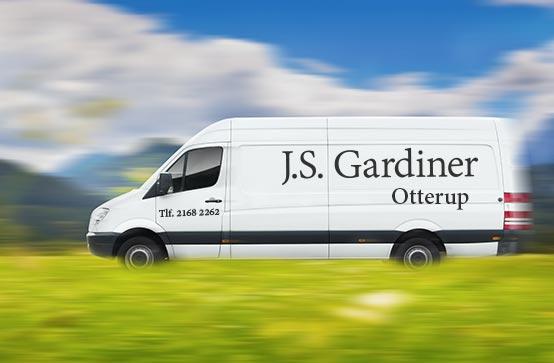 J.S. Gardiner, Otterup